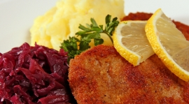 "Thumbnail image for All They Want is ""Schnitzel"""