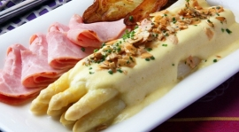 Thumbnail image for Authentic German Spargel at the Chinook Tavern in Denver