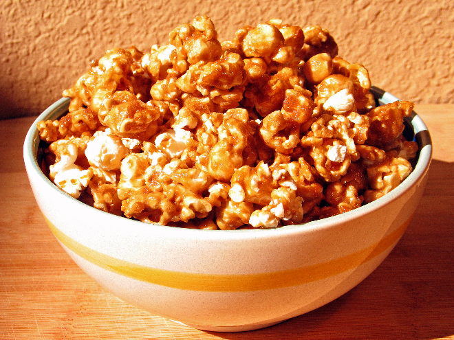 021 a Caramel Popcorn