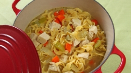 Thumbnail image for Chicken Noodle Soup