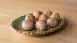 Thumbnail image for Cinnamon Bean Truffles