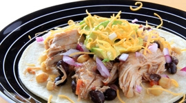 Thumbnail image for Crock Pot Santa Fe Chicken