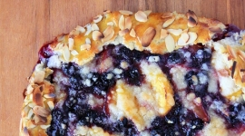 Thumbnail image for Fruit Crostata and How to make the Perfect Pie Crust