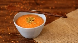 Thumbnail image for Ginger Carrot Red Lentil Soup