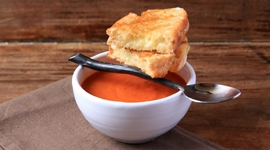 Thumbnail image for Honey Tomato Soup
