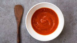 Thumbnail image for Hot Spanish Paprika Pepper Sauce