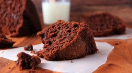 Thumbnail image for Kahlua Chocolate Cake