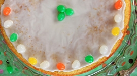 Thumbnail image for Happy Easter & A Lemon Cornmeal Olive Oil Cake