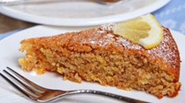 Thumbnail image for Limoncello Cake (gluten-free)