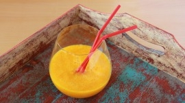 Thumbnail image for Mango Breakfast Smoothie