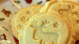 Thumbnail image for Marzipan Shortbread Cookies
