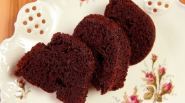 Thumbnail image for Mint Chocolate Bundt with Creme De Menthe Chips