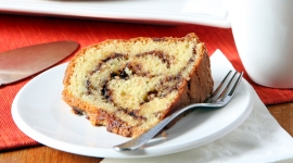 Thumbnail image for Nutella Swirl Bundt Cake