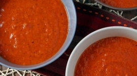 Thumbnail image for Roasted Pepper Soup