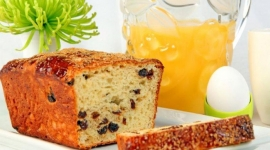 Thumbnail image for Rum Raisin Bread and a Cookbook Winner