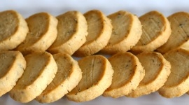Thumbnail image for Parmesan Thyme Sables