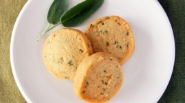 Thumbnail image for 3. Sunday of Advent and Savory Sage-Parmesan Sables