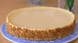 Thumbnail image for The Perfect Sour Cream Cheesecake
