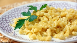 Thumbnail image for Spätzle (German Noodle Dish)