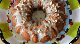 Thumbnail image for Happy Holidays – Spiced Cranberry Bundt Cake