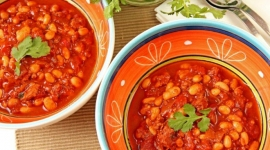 Thumbnail image for Turkey Chili with White Beans