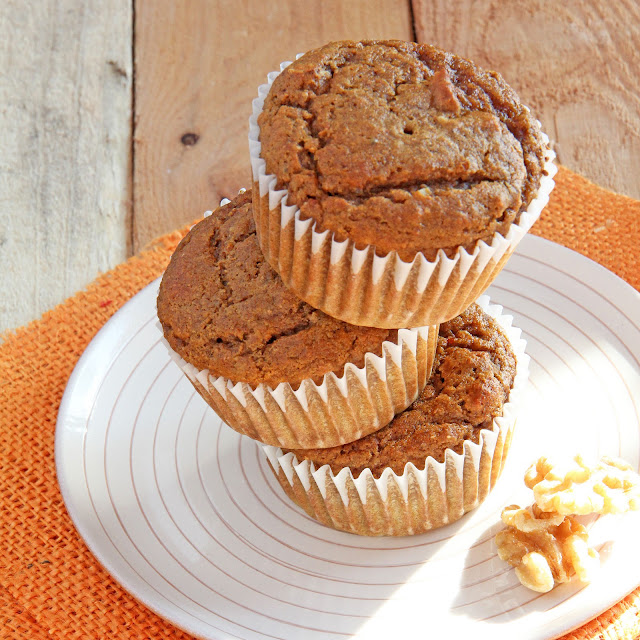 009+a1 Chia Seed Pumpkin Muffins