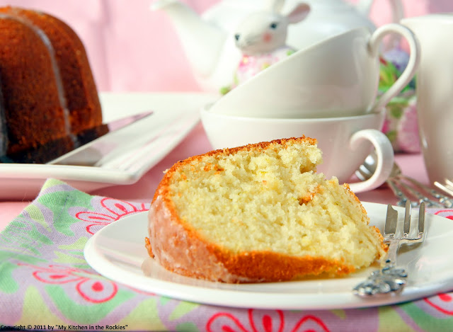 016+a Happy Easter   Frohe Ostern   Lime Bundt Cake