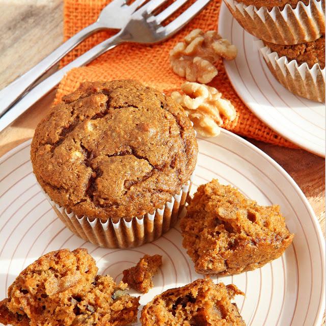 022+b1 Chia Seed Pumpkin Muffins