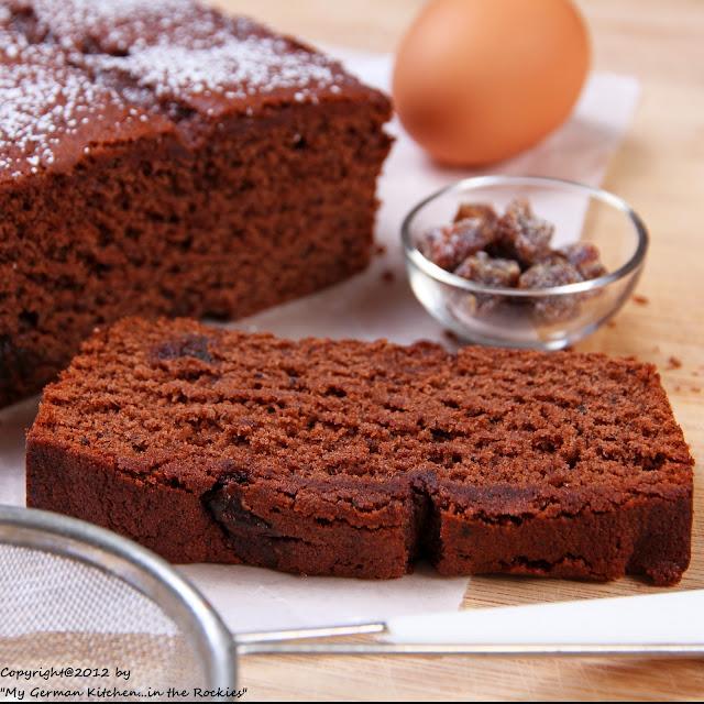 Ginger Cake Usa Recipe