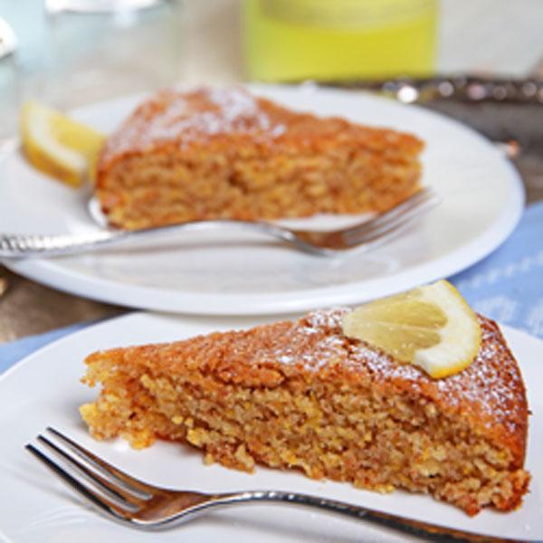 031 a 600 Limoncello Cake (gluten free)