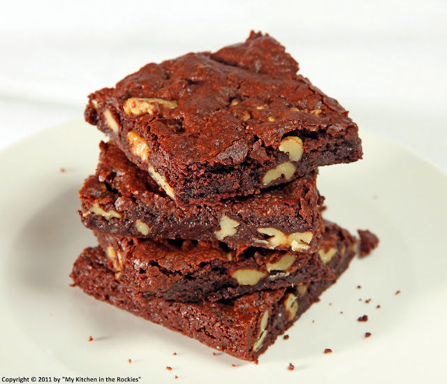 045+b The Ultimate Browned Butter Cocoa Walnut Brownies