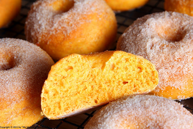 Potato Doughnuts Recipe — Dishmaps