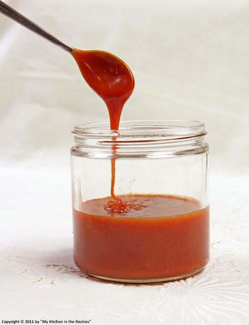90+c Caramel Sauce