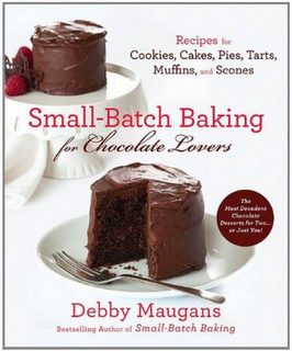 "small2 ""Small Batch Baking for Chocolate Lovers"" Cookbook Giveaway"