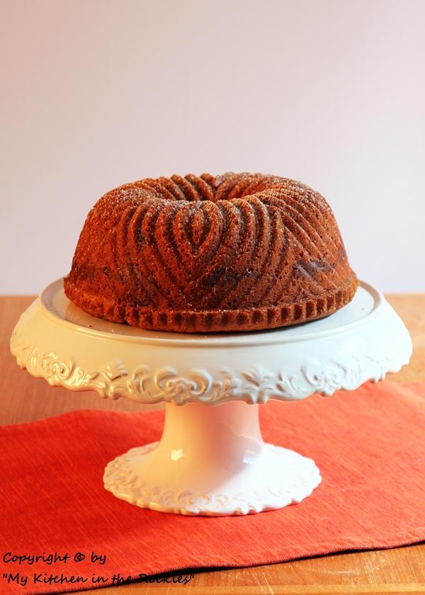 Bundt Cake Colorado