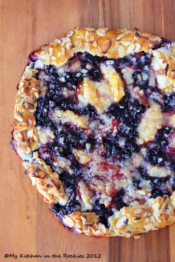 004 b 600  Fruit Crostata and How to make the Perfect Pie Crust