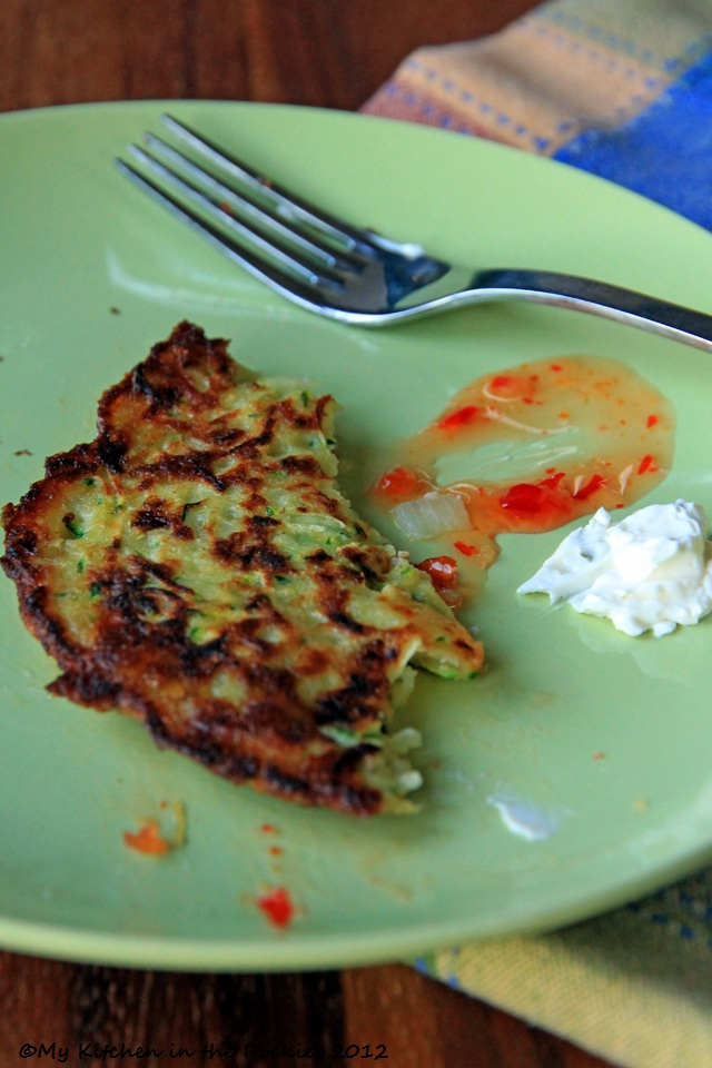 010 a 640 Guestspeaker Alice Waters and Potato Zucchini Pancakes