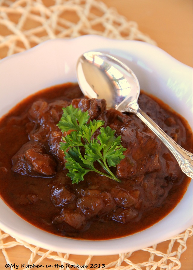 German Beef Goulash