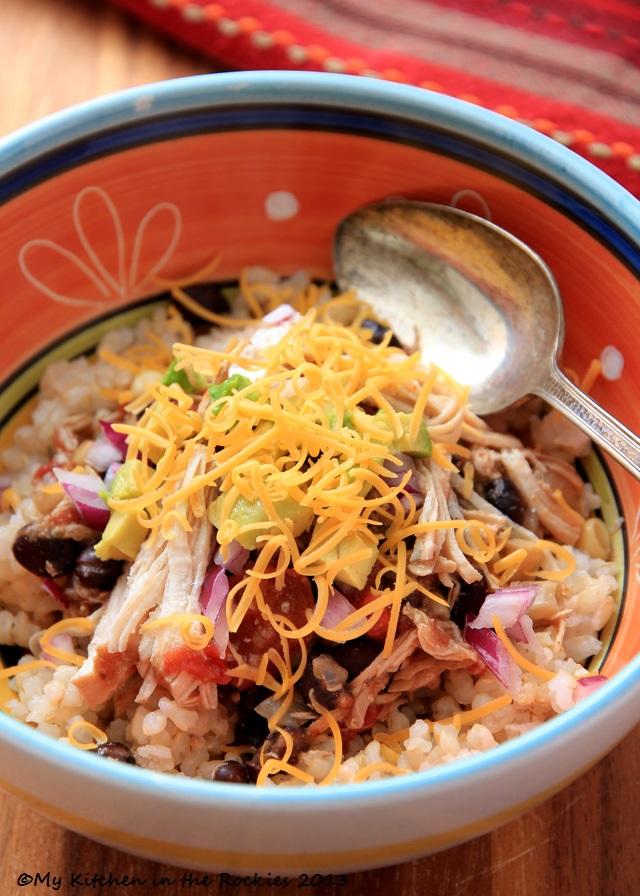 Crock Pot Santa Fe Chicken Colorado Denver Foodblog German recipes My ...