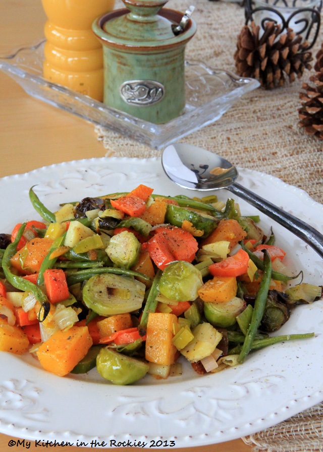 oven roasted winter vegetables colorado denver foodblog german recipes my kitchen in the rockies. Black Bedroom Furniture Sets. Home Design Ideas