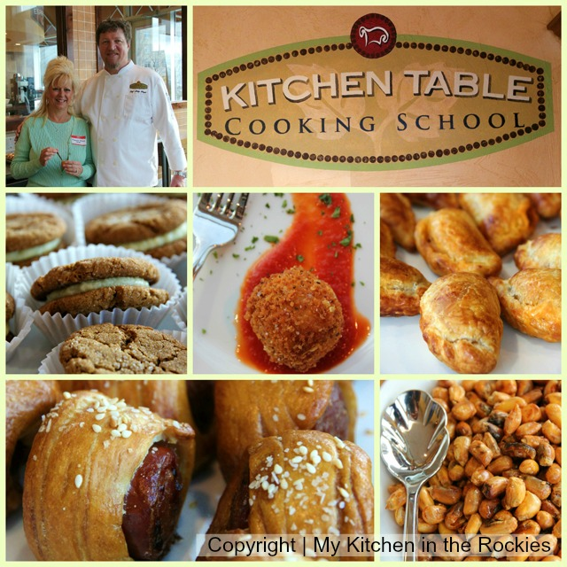 Wonderful Living In Or Close To Denver You Are Probably Familiar With The Very  Popular Kitchen Table Cooking School. The Five Year Old Cooking School  Moved Into A New ...