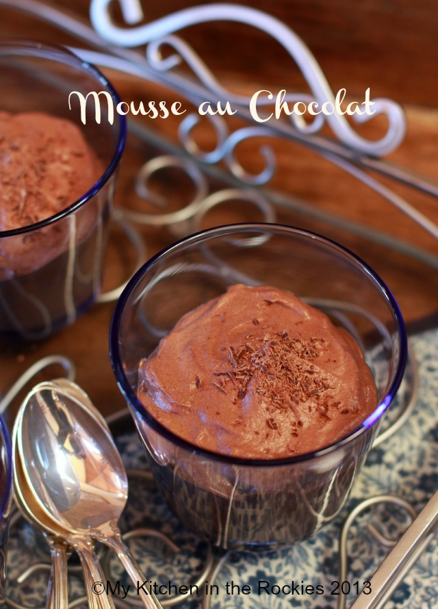 Mousse au chocolat colorado denver foodblog german recipes my mousse au chocolat forumfinder Image collections