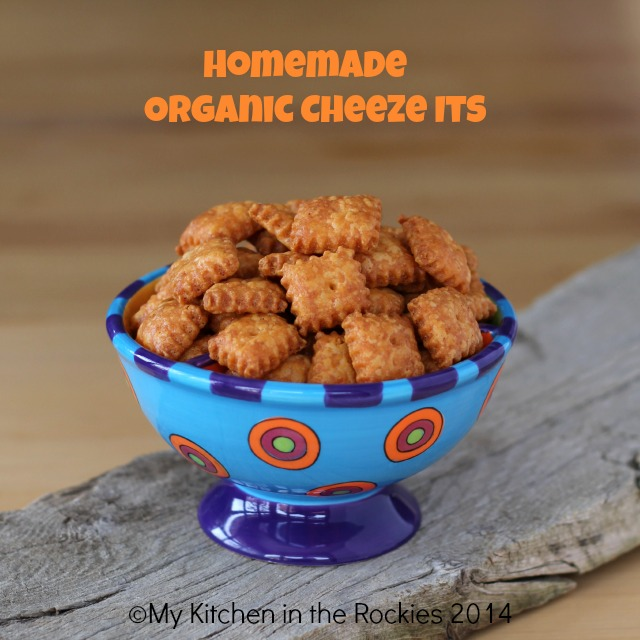 homemade organic cheeze its