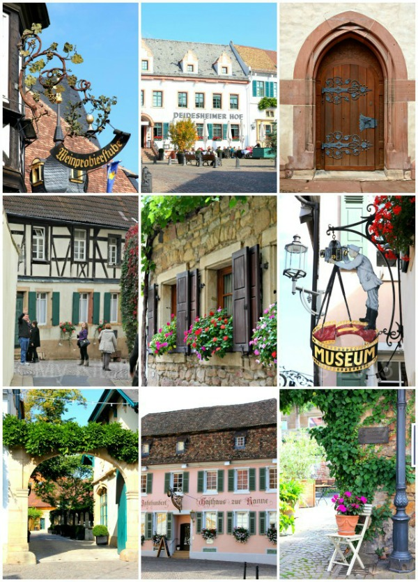 Deidesheim Collage