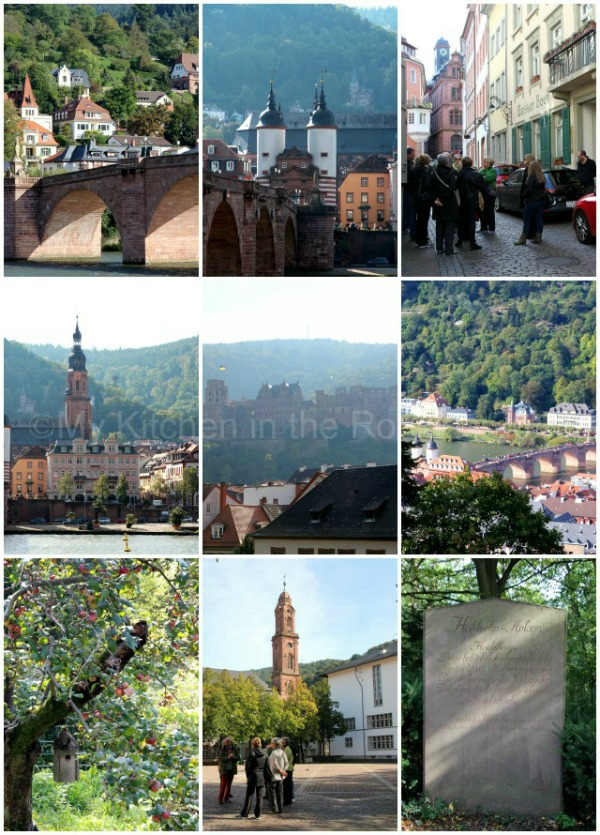 Heidelberg Collage