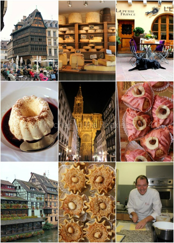 Strasbourg Collage